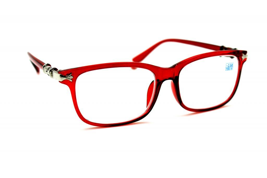 готовые очки Vov 3141-15 red
