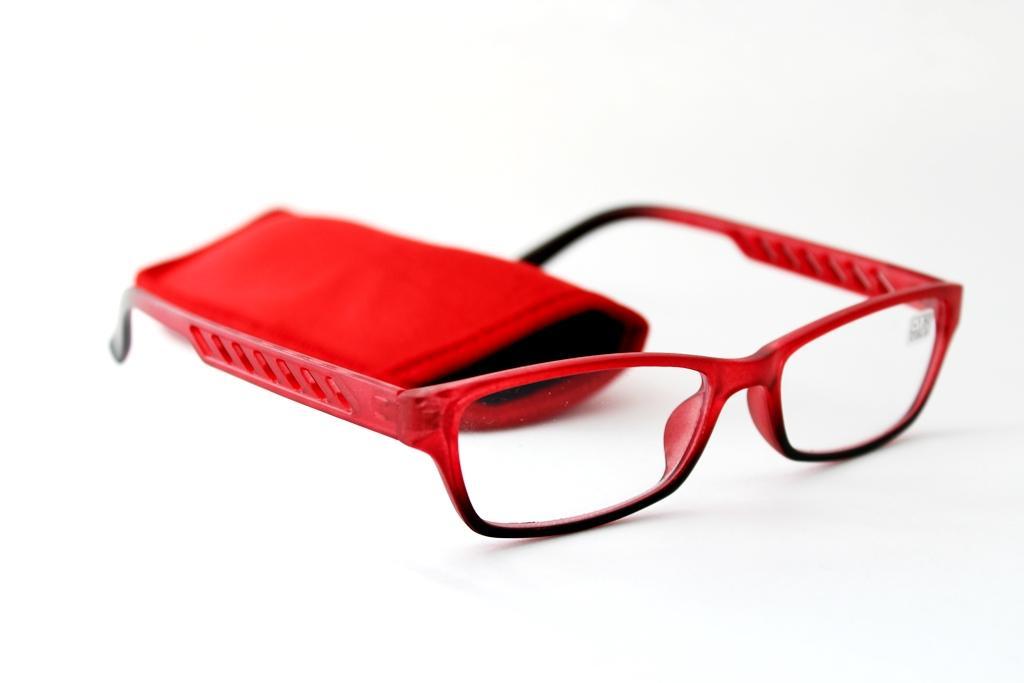 готовые очки с футляром Oкуляр 220096 с01