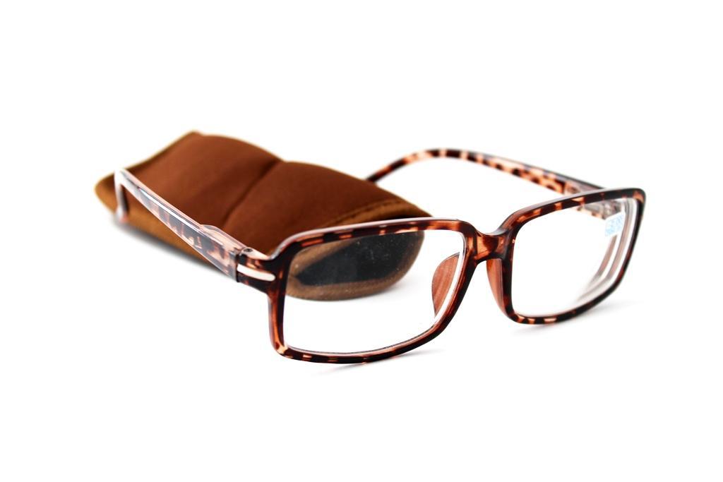 готовые очки с футляром Oкуляр 740051 с1